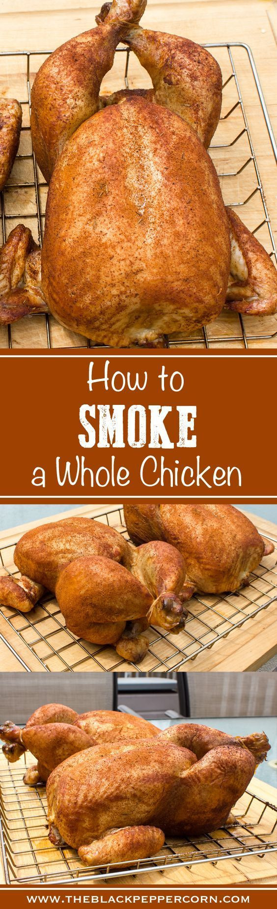 Smoking Whole Chicken In Masterbuilt Electric Smoker  1309 best BBQ & Smoked Food images on Pinterest