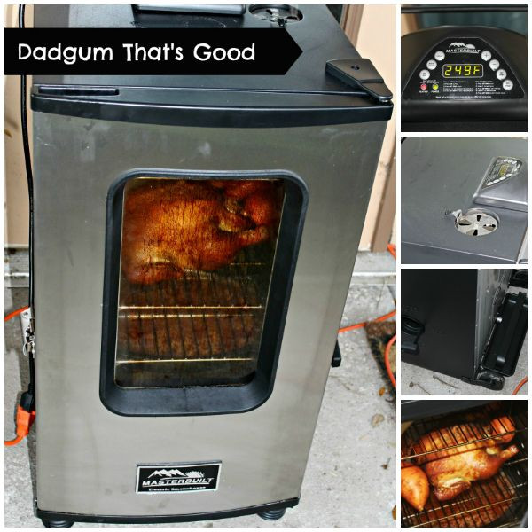 Smoking Whole Chicken In Masterbuilt Electric Smoker  17 Best images about Masterbuilt Electric Smoker recipes