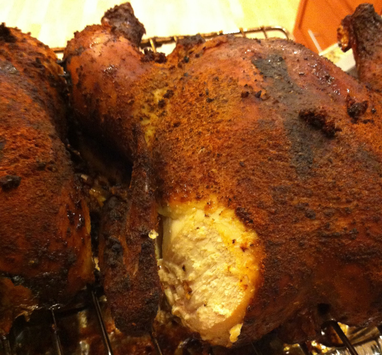Smoking Whole Chicken In Masterbuilt Electric Smoker  TASTE OF HAWAII RIBS AND CHICKEN COOKED IN MASTERBUILT