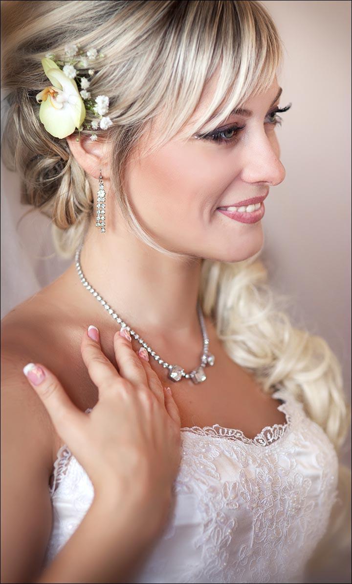 Soft Wedding Hairstyles  23 Evergreen Romantic Bridal Hairstyles