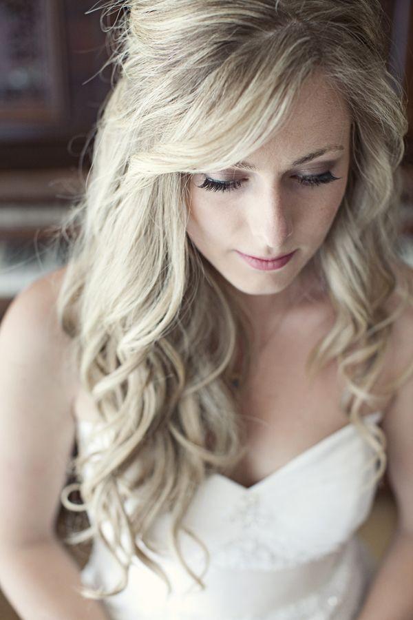Soft Wedding Hairstyles  25 Most Elegant Looking Curly Wedding Hairstyles