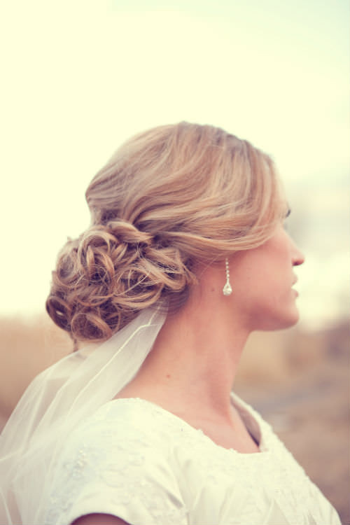 Soft Wedding Hairstyles  Wedding Hairstyles for Long Hair 10 Creative & Unique
