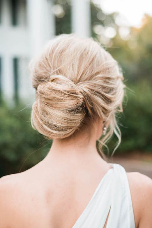Soft Wedding Hairstyles  16 Romantic Wedding Hairstyles for 2016 2017 Brides
