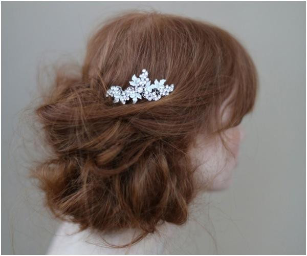 Soft Wedding Hairstyles  Soft And Romantic Updo Wedding Hairstyles Weddbook