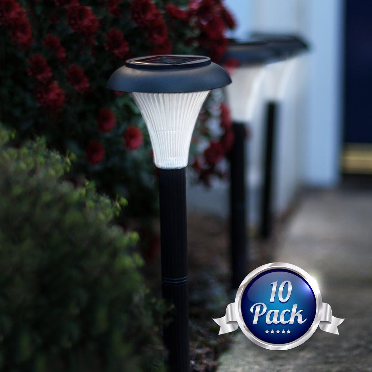 Solar Landscape Lighting Reviews  Best solar path lights Reviews Top Best Reviews