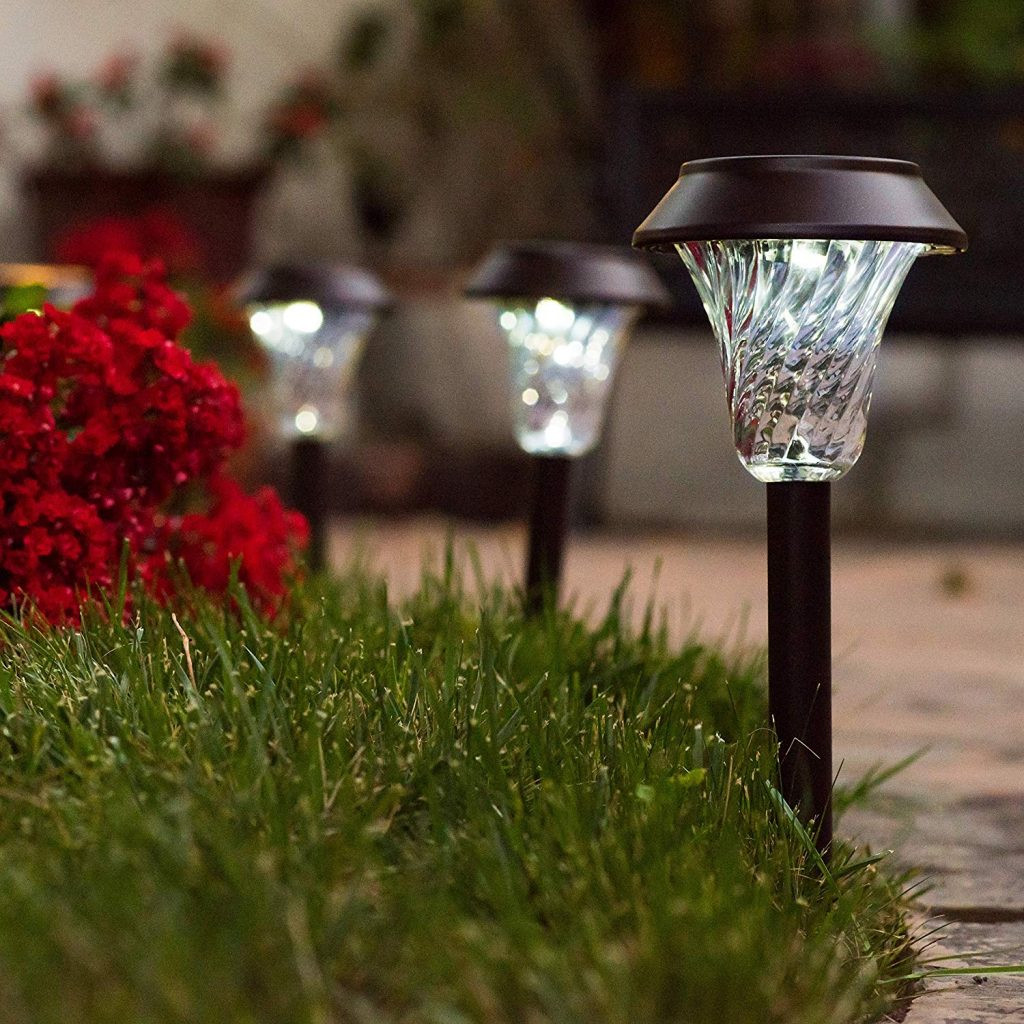 Solar Landscape Lighting Reviews  11 Best Outdoor Solar Lights with Reviews and Ratings by