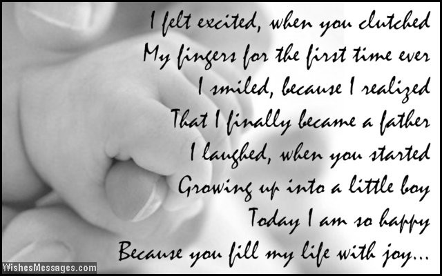 Son Birthday Quote  Birthday Wishes for Son Quotes and Messages