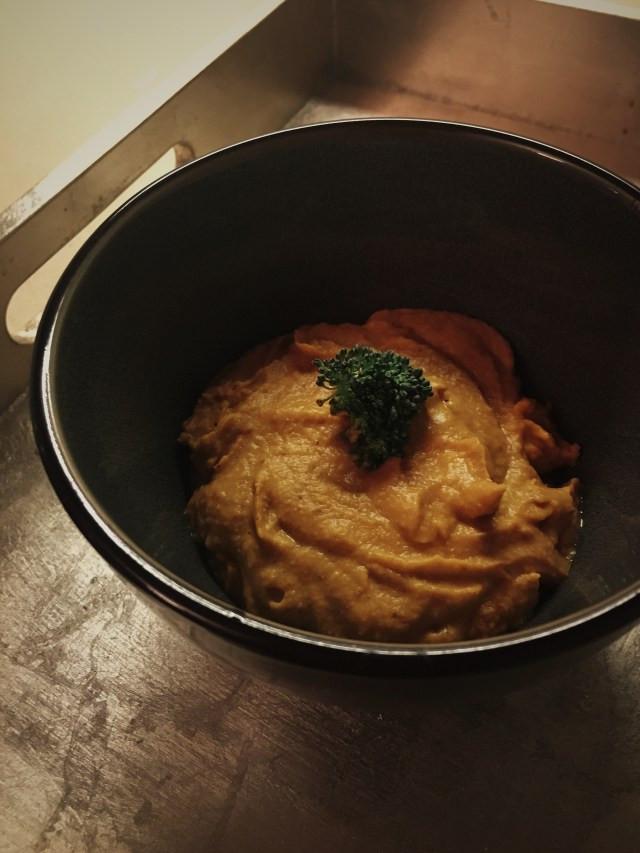 Sous Vide Everything Mashed Potatoes  Nomiku Files Sous Vide Maple Pecan Sweet Potato Mash