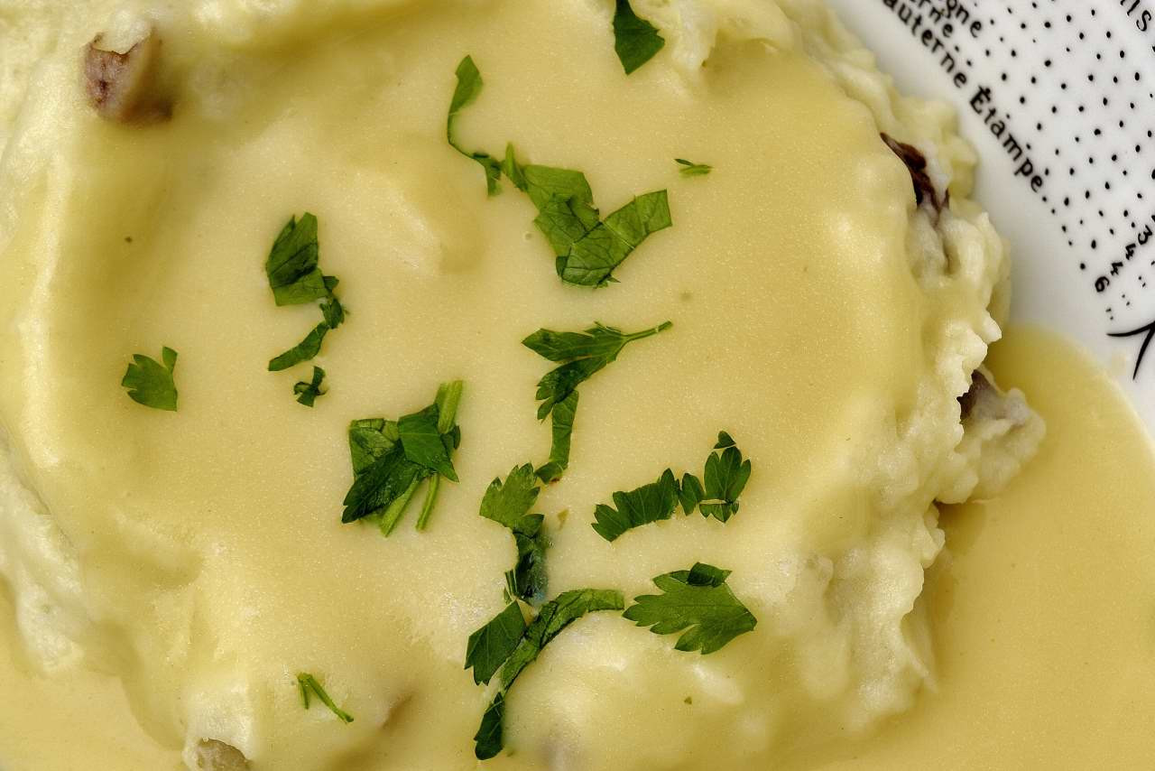 Sous Vide Everything Mashed Potatoes  Sous Vide Mashed Potatoes Sous Vide Chicken Stock – LIPAVI