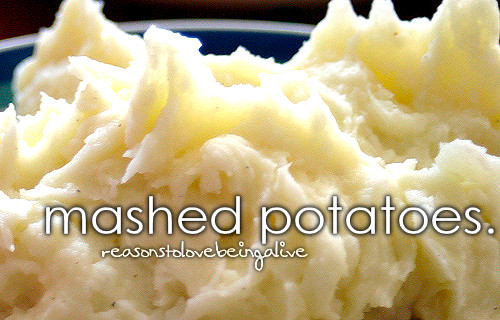 Sous Vide Everything Mashed Potatoes  Can never have enough I mix mashed potatoes with