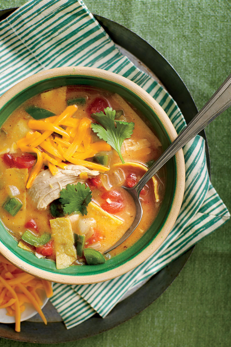 Southern Living Chicken Noodle Soup  20 Chicken Soup Recipes to Cozy Up With Tonight Southern