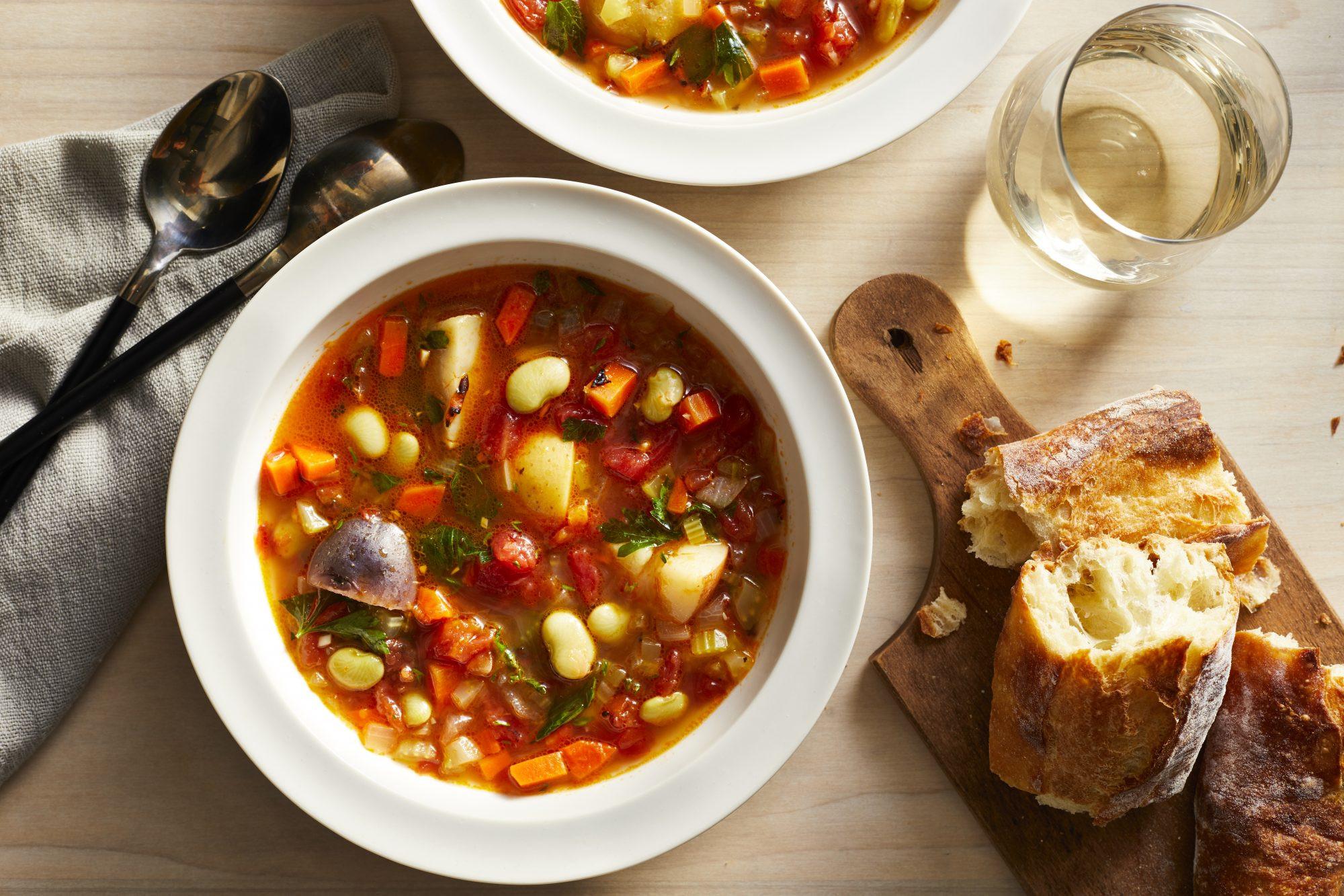 Southern Living Chicken Noodle Soup  Instant Pot Chicken Noodle Soup Recipe