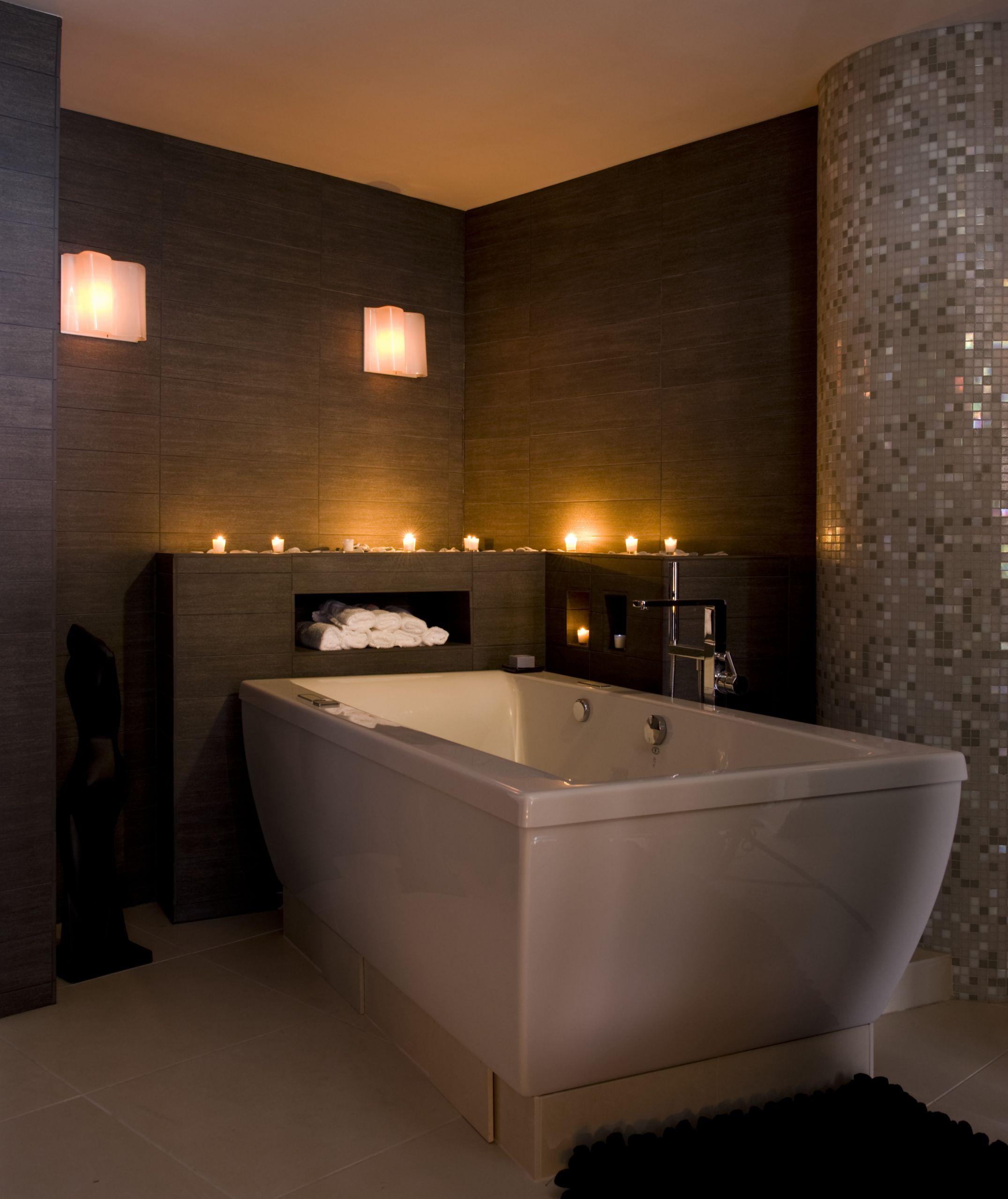 "Spa Master Bathroom  ""Spa"" Master Bath – Veseli Design Build Inc"