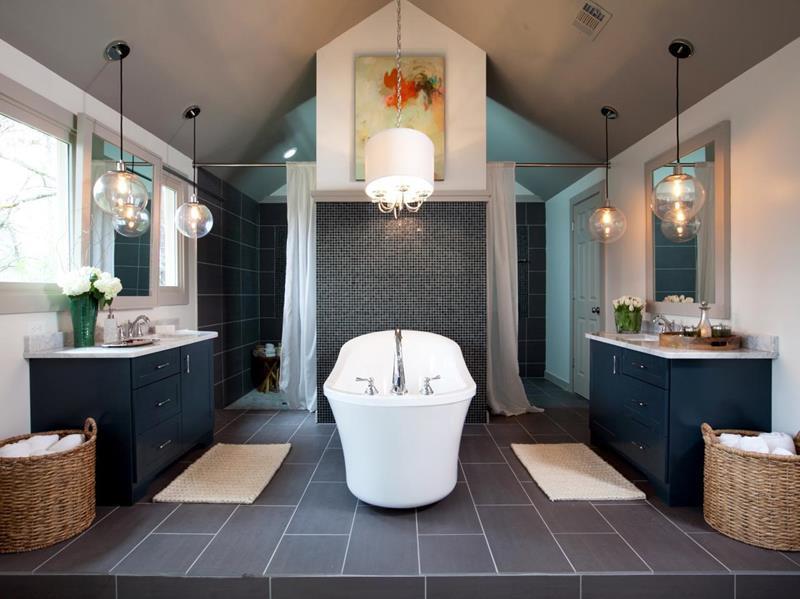 Spa Master Bathroom  23 Spa Style Master Bathrooms Page 2 of 5