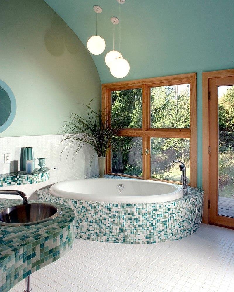 Spa Master Bathroom  23 Spa Style Master Bathrooms Page 4 of 5