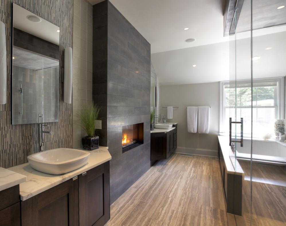 Spa Master Bathroom  Master Bath Decorating Trends 2015 2016 – Loretta J