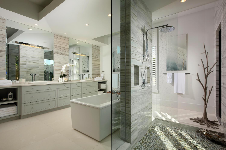 Spa Master Bathroom  Rejuvenate Your Senses with Luxury Master Bathroom Designs