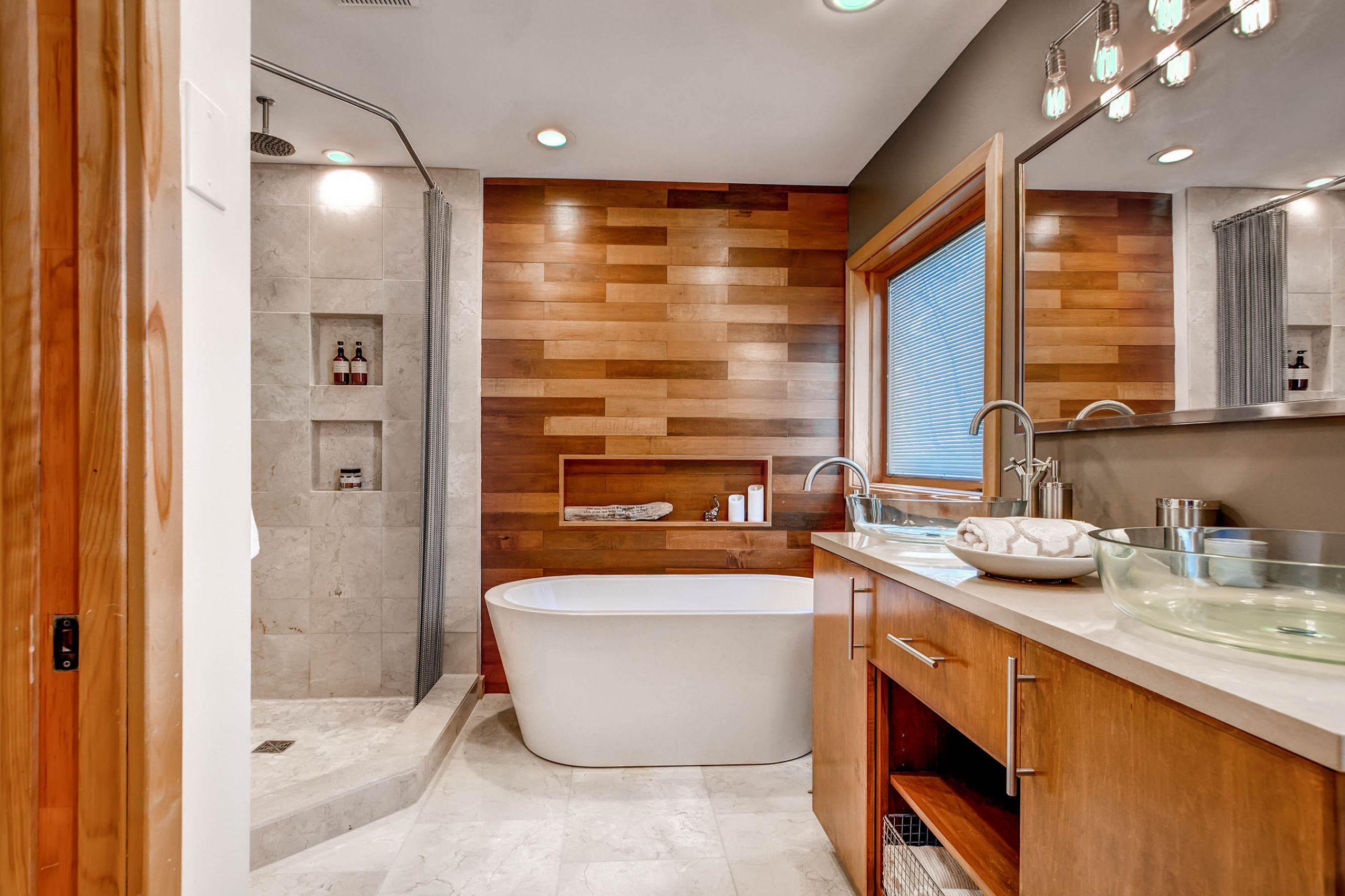 Spa Master Bathroom  Spa Like Master Bathroom Remodel