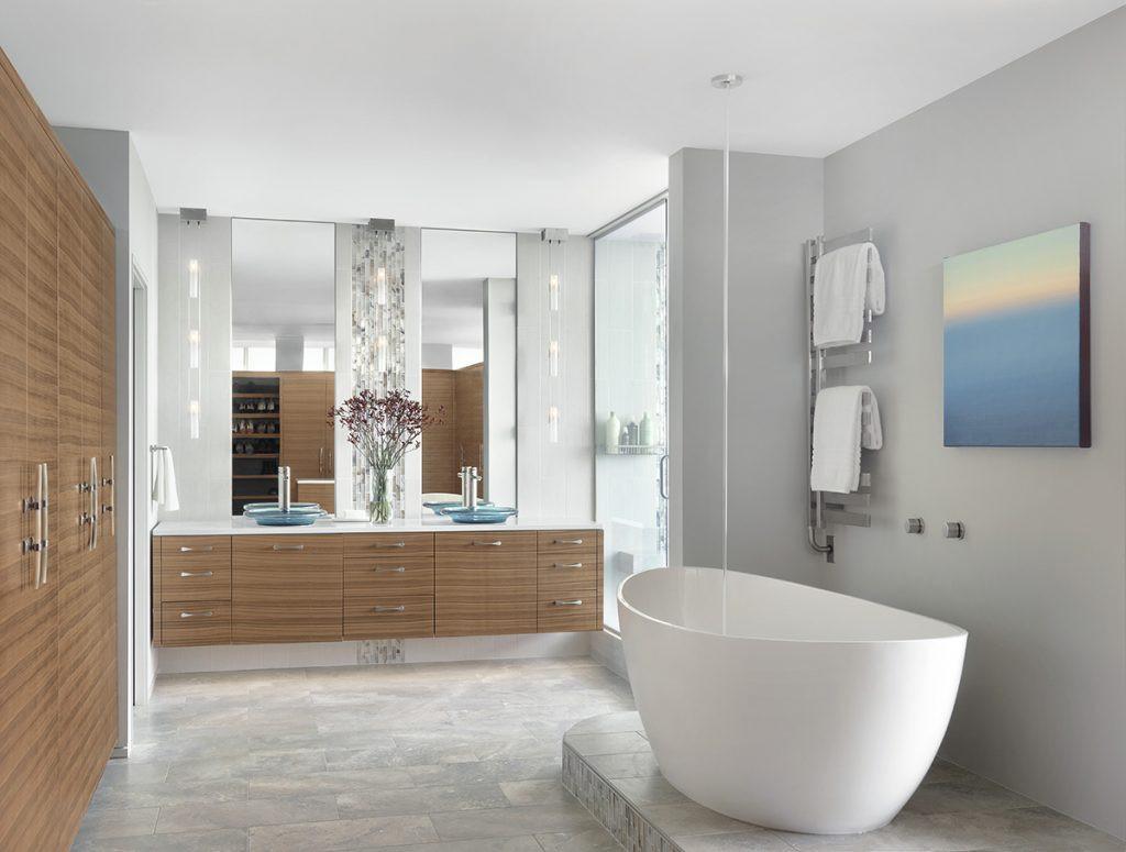Spa Master Bathroom  Spa Style Bath Trends