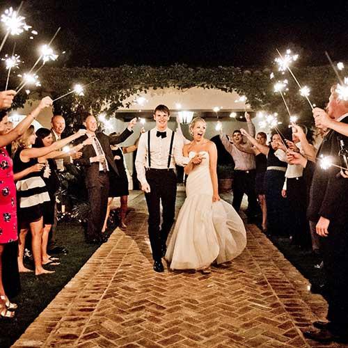Sparkler Wedding Photos  New Wedding Sparklers All Sizes Other