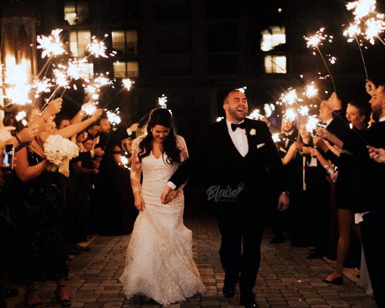 Sparkler Wedding Photos  36 Inch Wedding Sparklers Wedding Decorations