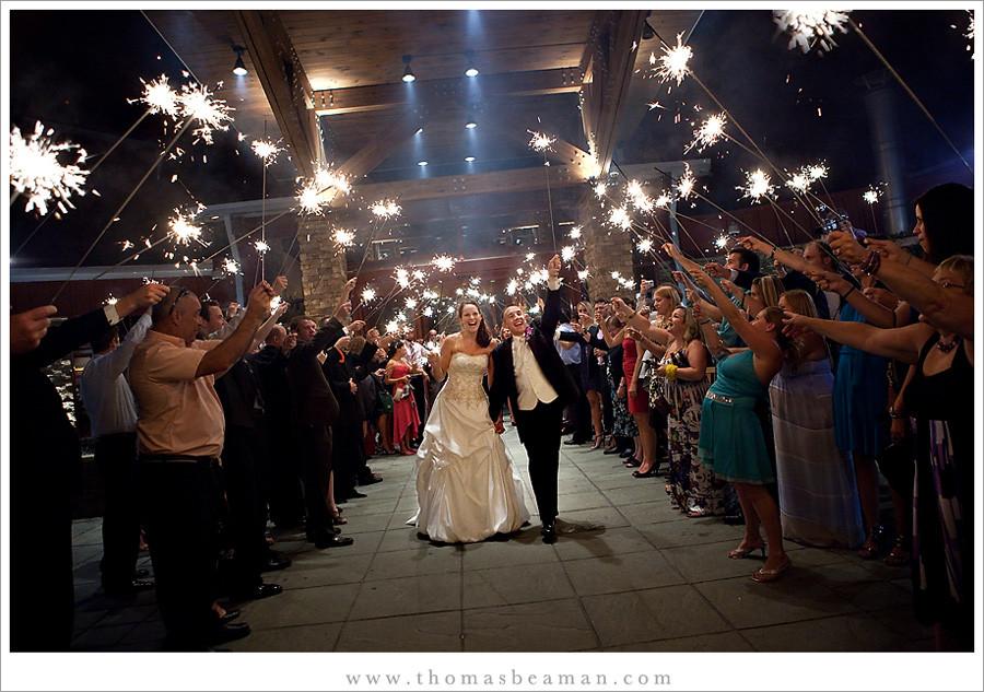 Sparkler Wedding Photos  ViP Wedding Sparklers Wedding Sparkler Mistakes to Avoid