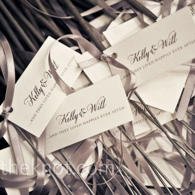 Sparklers Wedding Favors  Sparkler Wedding Favors