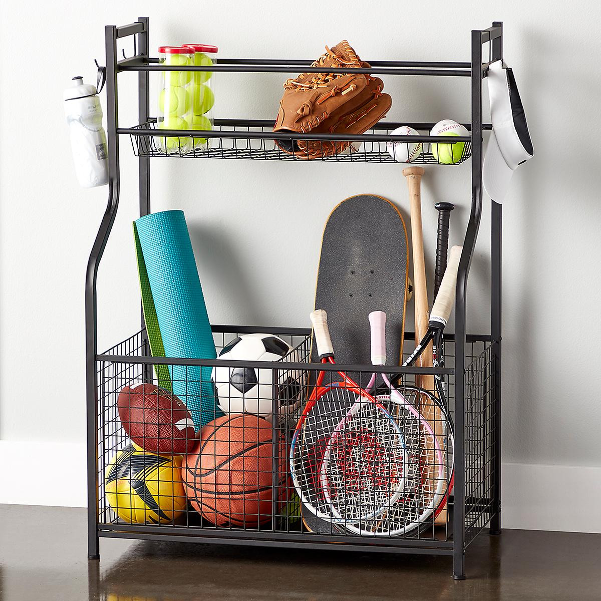 Sports Organizer For Garage  Spring Organizing Products Done & Done Home