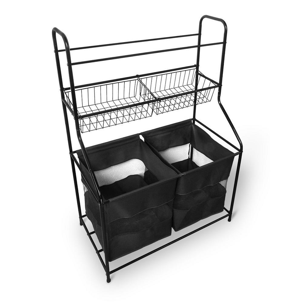 Sports Organizer For Garage  48 62 in x 32 09 in x 17 75 in Metal Sport Storage