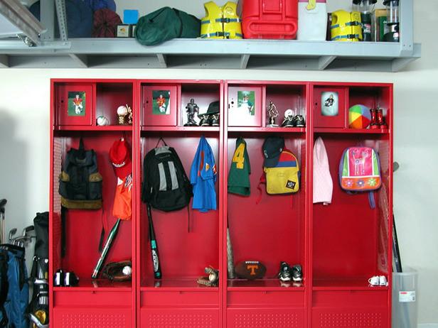 Sports Organizer For Garage  Februari 2015