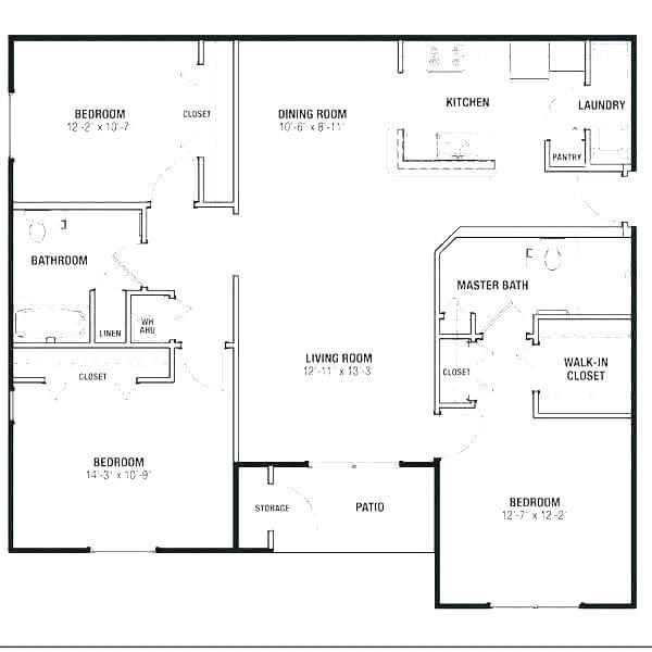 Standard Bedroom Closet Dimensions  Standard Bedroom Closet Measurements