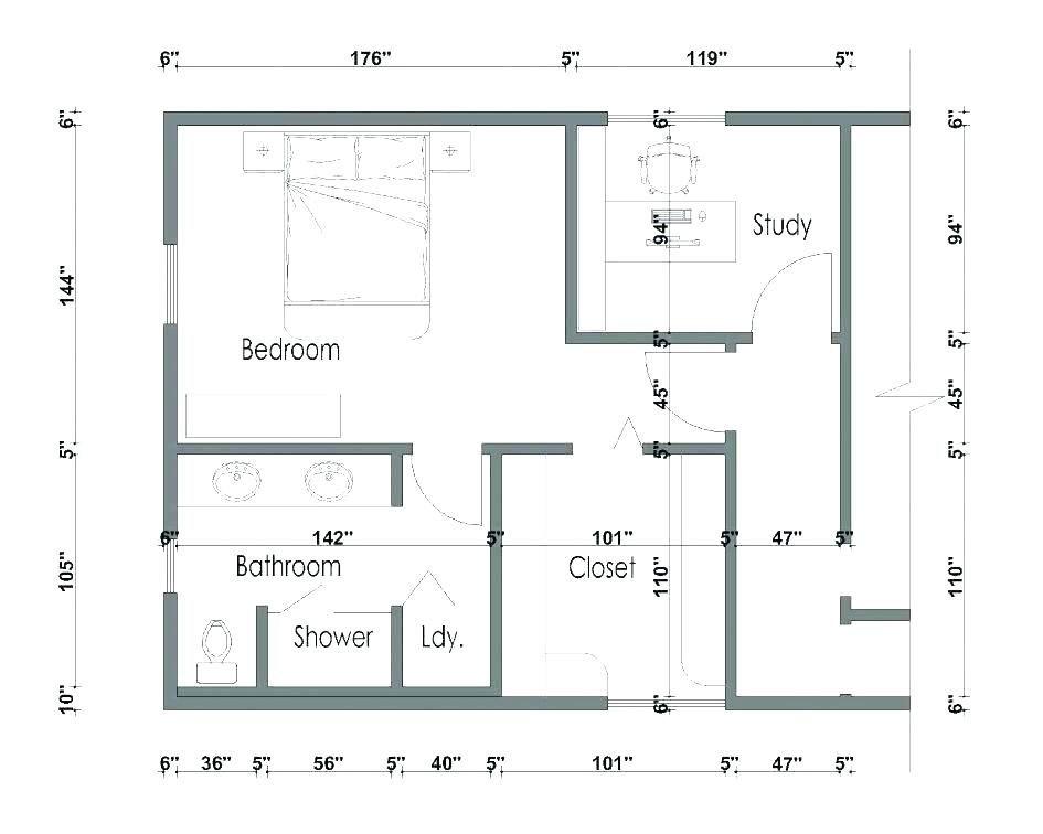 Standard Bedroom Closet Dimensions  ideal bedroom size queen bed