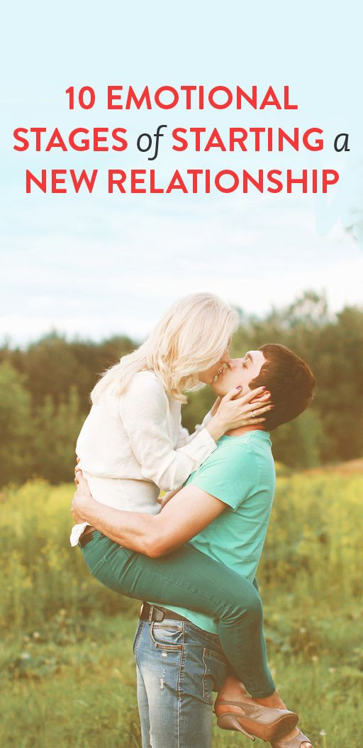 Starting A New Relationship Quotes  10 Emotional Stages of Starting to Date Someone New