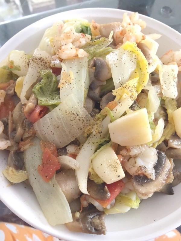 Stir Fry Napa Cabbage  Napa Cabbage Stir Fry Recipe