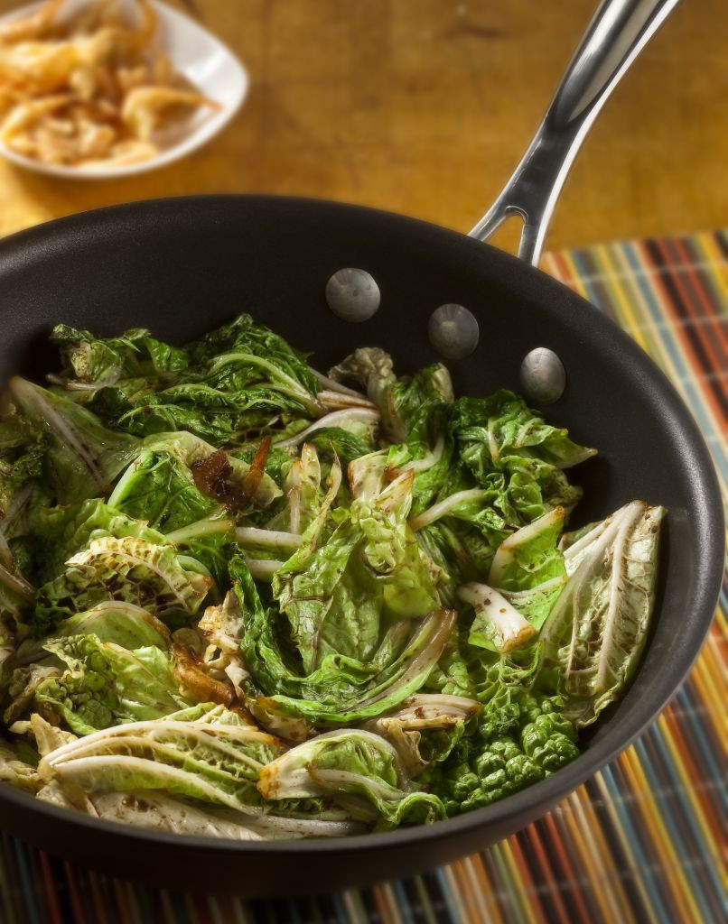 Stir Fry Napa Cabbage  Recipe Simple Lettuce Stir Fry Stir fried Napa Cabbage