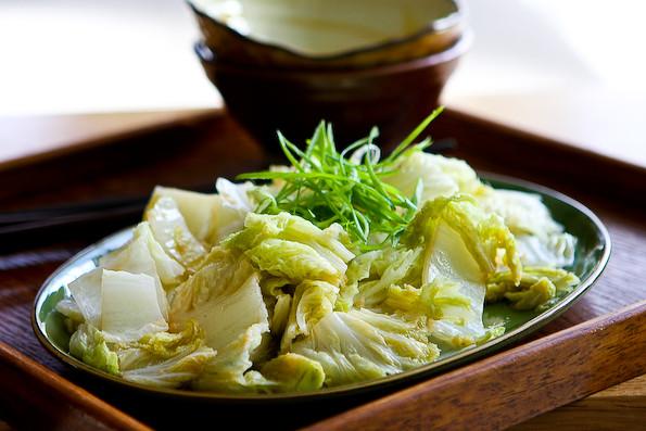 Stir Fry Napa Cabbage  Stir Fried Chinese Napa Cabbage