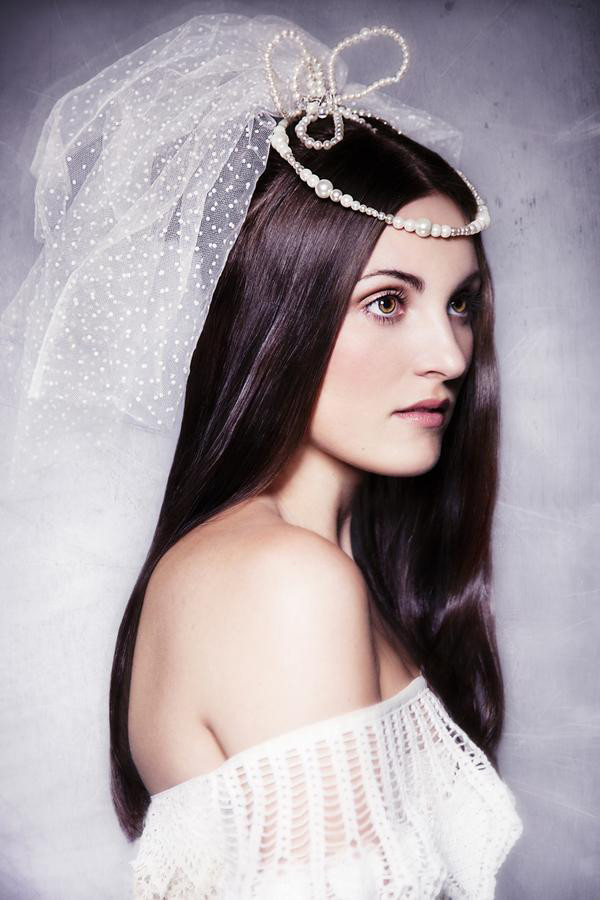 Straight Hairstyles For Weddings  Top Wedding Hairstyle Trends for 2013