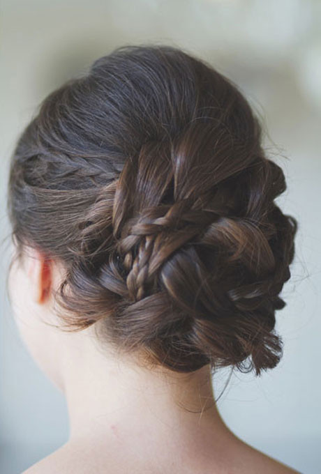 Straight Hairstyles For Weddings  Trubridal Wedding Blog