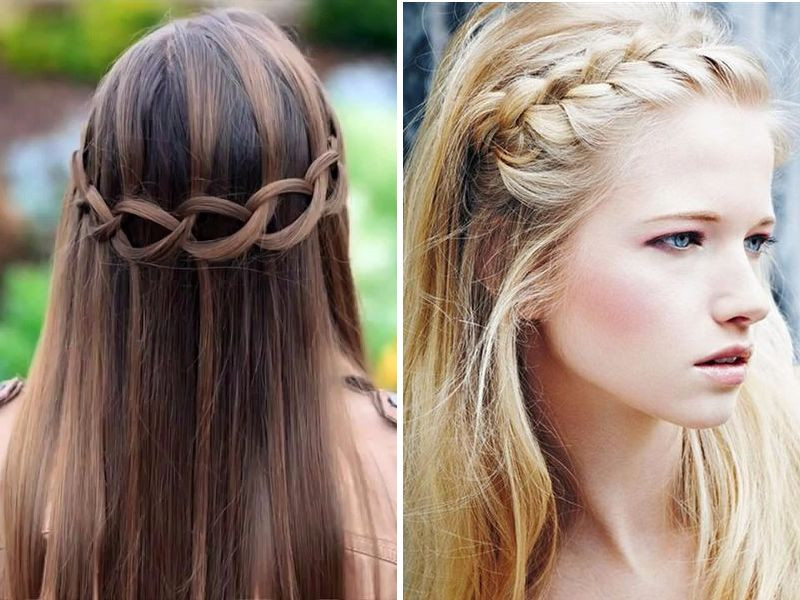 Straight Hairstyles For Weddings  Popular Straight Hairstyles for Your Wedding EverAfterGuide