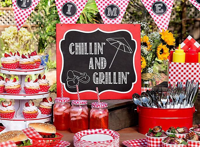 Summer Company Party Ideas  Get grillin and chillin with these tasty ideas for