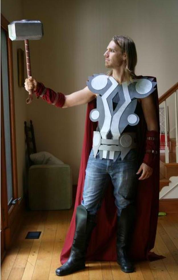 Superhero Costume DIY  20 DIY Superhero Costume Ideas Be e a Homemade