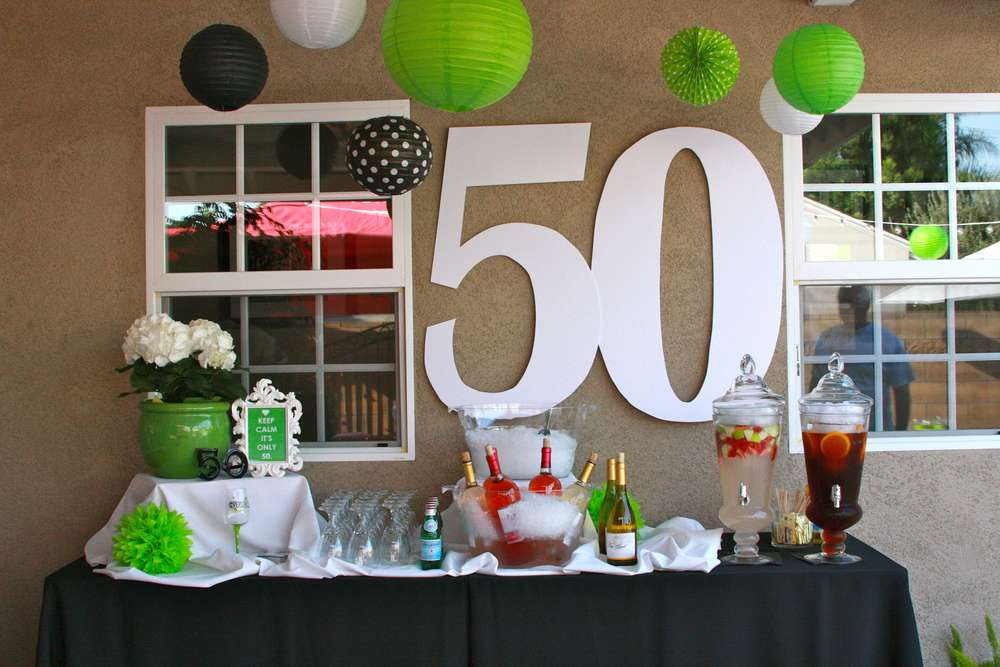 Surprise 50Th Birthday Party Ideas  50TH Birthday Party Ideas 4 of 10