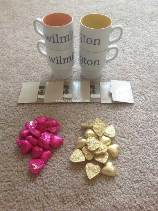 Thank You Wedding Gift Ideas  Wedding Thank You Gift Idea For under $5
