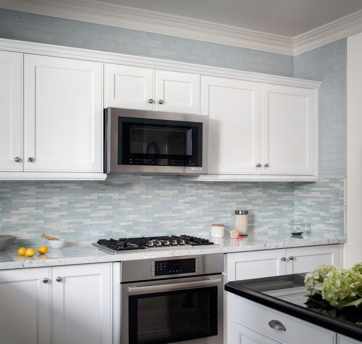 Tile Backsplash Kitchen  Kitchen inspiration – Oceanside Glass & Tile
