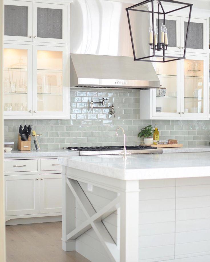 Tile Backsplash Kitchen  Choosing Kitchen Backsplash Design for a Dream Kitchen