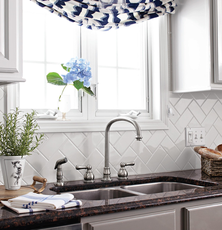 Tile Backsplash Kitchen  Kitchen Tile Backsplash Options Inspirational Ideas
