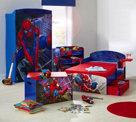 Toddler Bedroom Set For Boys  Awesome and Charming Toddler Boy Bedroom Ideas