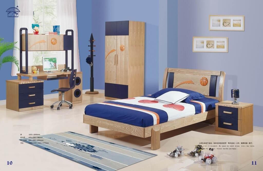 Toddler Bedroom Set For Boys  Children Bedroom – Woody Uncle Sam