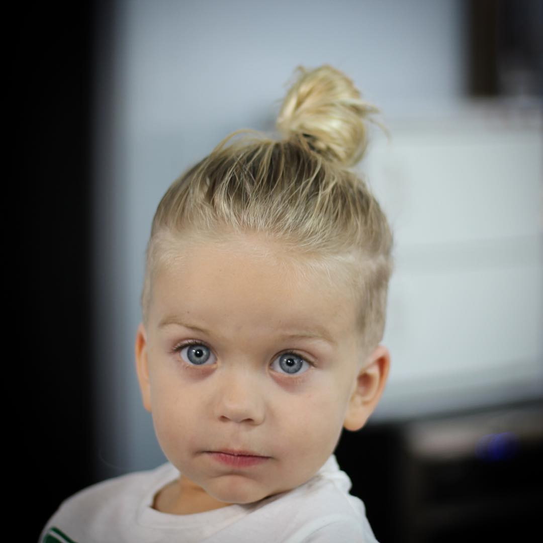 Toddler Hairstyle Boy  45 Toddler Boy Haircuts for Cute and Adorable Look