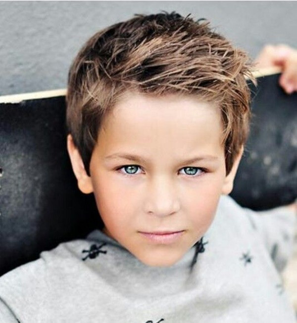 Toddler Hairstyle Boy  125 Trendy Toddler Boy Haircuts